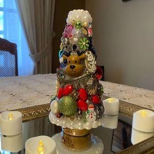 Christmas Junkdrawer Tree